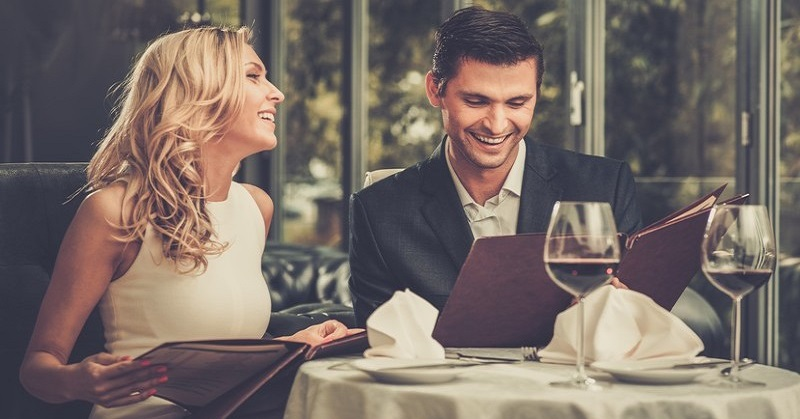 Adulino's dos and don'ts for a first date
